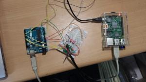 Bienen-NSA-Elekronik-Breadboard
